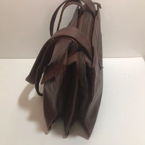 Fossil Bags - Fossil Brown Leather Vintage Purse 75082